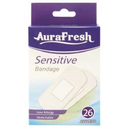 96 of 26 Count Sensitive Bandage