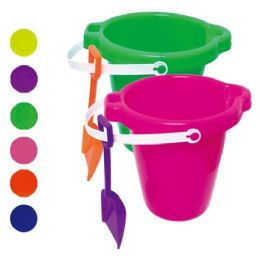 48 of Seven Inch Round Pail With Shovel