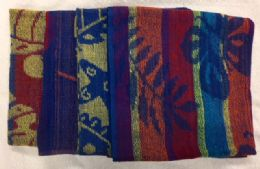 12 of Jacquard Beach Towel Economy Class