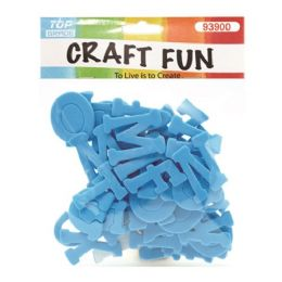 96 of Craft Fun Baby Blue Letters