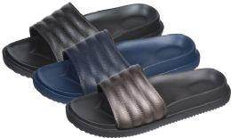 24 of Men's Slippers