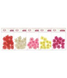96 of Satin Flower 12 Piece