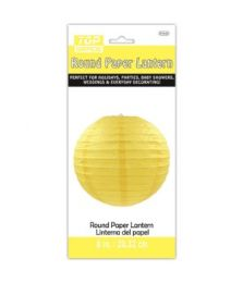 96 of Paper Lantern Nine Inch Yellow