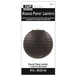96 of Paper Lantern Nine Inch Black