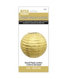 96 of Paper Lantern Nine Inch Gold