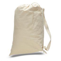 72 of Medium 12 Ounce Laundry BaG-Natural