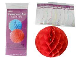 144 of Decorative Honeycomb Ball