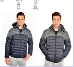 12 of Men's Fashion Bubble Jacket