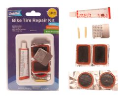 96 of 8pc Bike Tire Repair Kit