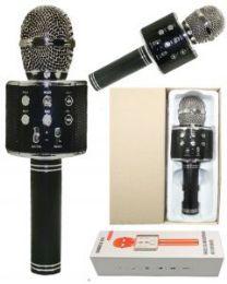 2 of Karaoke Microphone Black