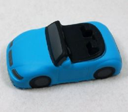 12 of Slow Rising Squishy Toy Blue Car