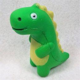 12 of Slow Rising Squishy Toy Green Dinosaur