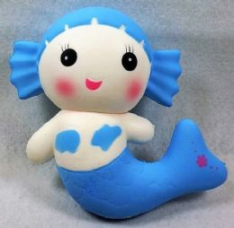 12 of Slow Rising Squishy Toy Large Mermaid