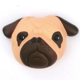 12 of Slow Rising Squishy Toy Pug