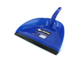 72 of Wide Mouth Dust Pan With Rubber Edge