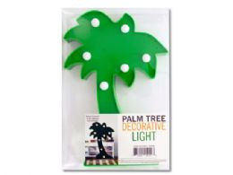12 of Palm Tree Decorative Light