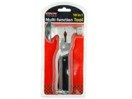 6 of 10 In 1 MultI-Function Hammer & Axe Tool