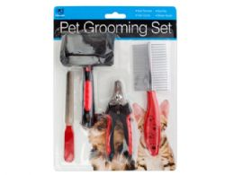 12 of Dog Grooming Set