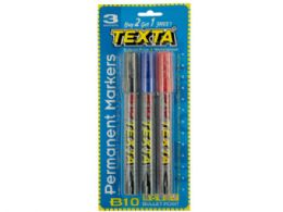 144 of Bullet Point Permanent Markers Set