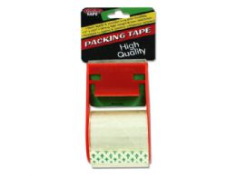 72 of Packing Tape With Dispenser