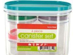 18 of MultI-Purpose Nesting Canister Set