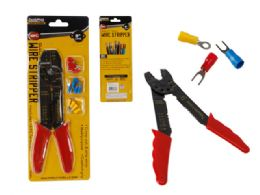 96 of Wire Stripper With 15 Electrical Terminals