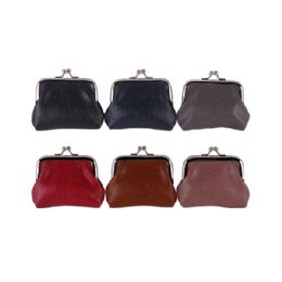 36 of Ladies Coin Purse Assorted Colors