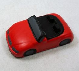 36 of Slow Rising Squishy Toy *red Car
