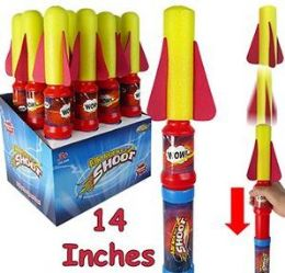 "48 of 14"" Air Rocket Shooters"