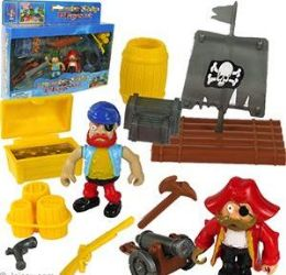 12 of Pirate Ship Play Sets