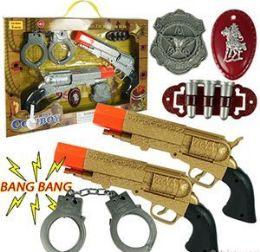 12 of 6 Piece Dueling Pistol Sets W/ Sound