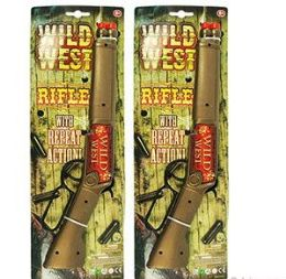 24 of Wild West Repeating Rifles