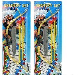 144 of Indian Archery Set W/knife