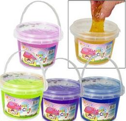 36 of Large Magic Clay Slimes W/ Confetti