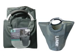 12 of Laundry Hamper With Aluminum Carry Rings