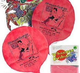 48 of Rubber Whoopee Cushions
