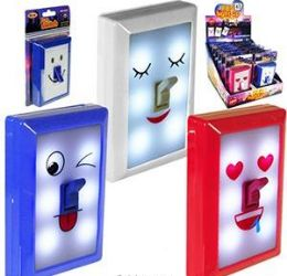 24 of Led Fun Switch Emoji Night Lights