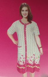 12 of Lady's Pajama/color Size Assorted