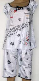 12 of Ladies Summer Sleepwear Mixed Size/color Dozen