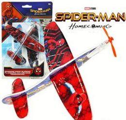 48 of Spiderman Propeller Glider 2 Packs