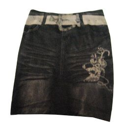 36 of Stretch Short Skirt