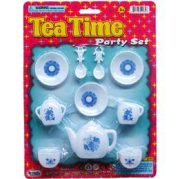 96 of Little Tea Set On Blister Card