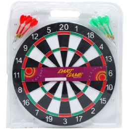 30 of Dart Board Witharts In Pegable Blister Pack