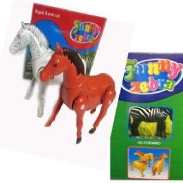 12 of The Funny Run Horse & Zebra