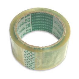 72 of Clear Packing Tape