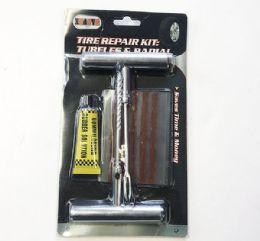 24 of Tire Repair Kit: Tubeless And Radial