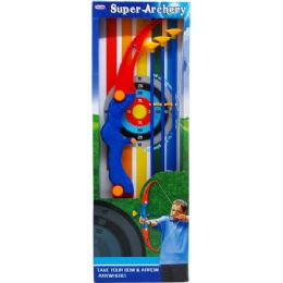 "12 of 25"" Super Archery Play Set In Open Box"