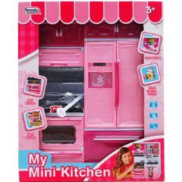 12 of Mini Kitchen Stove And Fridge In Window Box