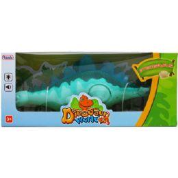 18 of Dino Stegosaurus In Window Box