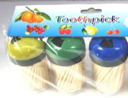 60 of 3 Pack Tooth Pick